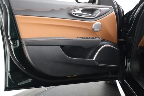 New 2021 Alfa Romeo Giulia Ti Q4 for sale $52,600 at Bugatti of Greenwich in Greenwich CT 06830 19