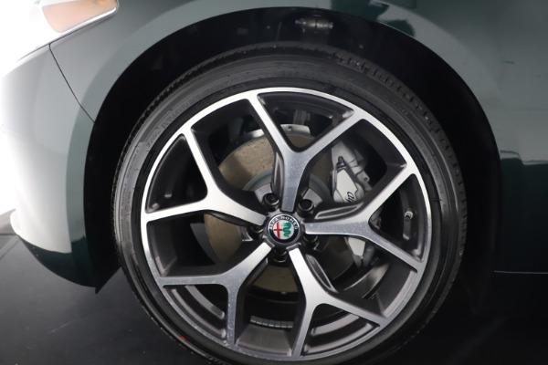 New 2021 Alfa Romeo Giulia Ti Q4 for sale $52,600 at Bugatti of Greenwich in Greenwich CT 06830 27