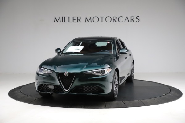New 2021 Alfa Romeo Giulia Ti Q4 for sale $52,600 at Bugatti of Greenwich in Greenwich CT 06830 1