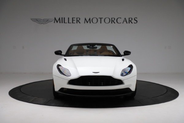 New 2021 Aston Martin DB11 Volante for sale $272,686 at Bugatti of Greenwich in Greenwich CT 06830 11