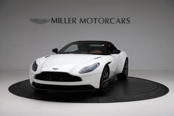 New 2021 Aston Martin DB11 Volante for sale $272,686 at Bugatti of Greenwich in Greenwich CT 06830 12