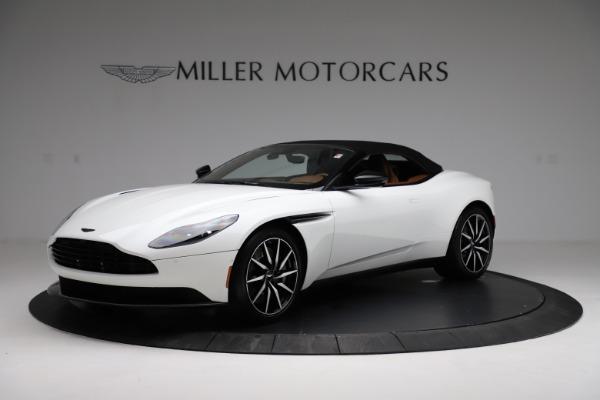 New 2021 Aston Martin DB11 Volante for sale $272,686 at Bugatti of Greenwich in Greenwich CT 06830 13