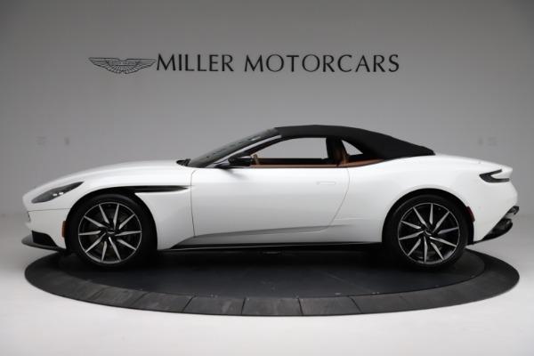 New 2021 Aston Martin DB11 Volante for sale $272,686 at Bugatti of Greenwich in Greenwich CT 06830 14
