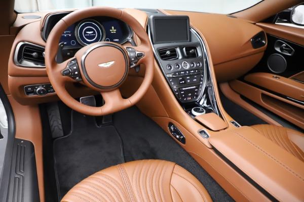 New 2021 Aston Martin DB11 Volante for sale $272,686 at Bugatti of Greenwich in Greenwich CT 06830 19