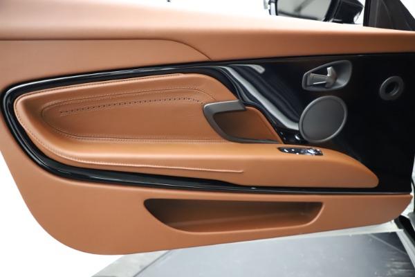 New 2021 Aston Martin DB11 Volante for sale $272,686 at Bugatti of Greenwich in Greenwich CT 06830 22