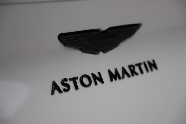 New 2021 Aston Martin DB11 Volante for sale $272,686 at Bugatti of Greenwich in Greenwich CT 06830 25