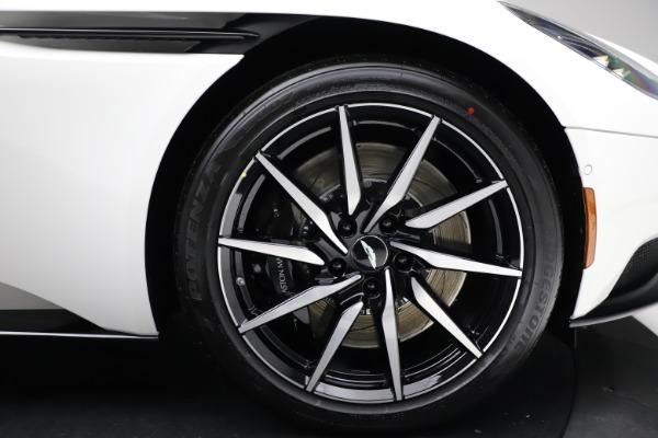 New 2021 Aston Martin DB11 Volante for sale $272,686 at Bugatti of Greenwich in Greenwich CT 06830 26