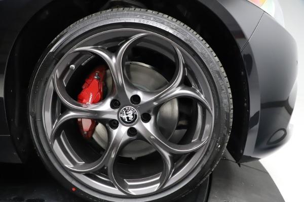New 2021 Alfa Romeo Giulia Ti Sport Q4 for sale $53,850 at Bugatti of Greenwich in Greenwich CT 06830 24
