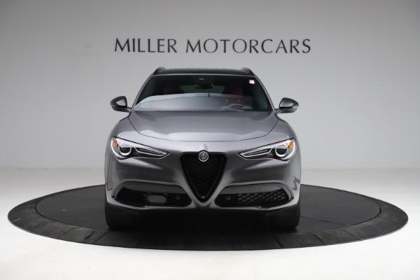 New 2021 Alfa Romeo Stelvio Ti Sport Q4 for sale $56,150 at Bugatti of Greenwich in Greenwich CT 06830 13