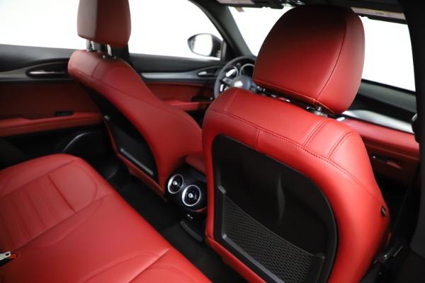 New 2021 Alfa Romeo Stelvio Ti Sport Q4 for sale $56,150 at Bugatti of Greenwich in Greenwich CT 06830 25