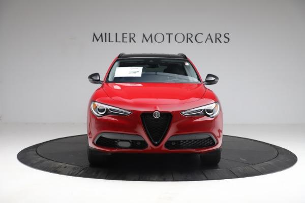New 2021 Alfa Romeo Stelvio Q4 for sale $50,535 at Bugatti of Greenwich in Greenwich CT 06830 13
