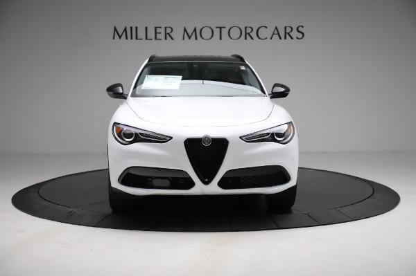 New 2021 Alfa Romeo Stelvio Q4 for sale Sold at Bugatti of Greenwich in Greenwich CT 06830 12