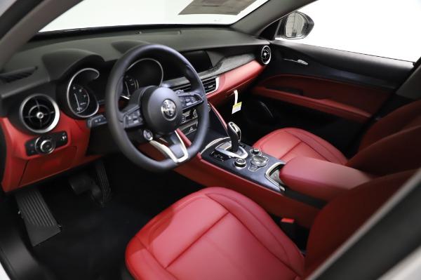 New 2021 Alfa Romeo Stelvio Q4 for sale Sold at Bugatti of Greenwich in Greenwich CT 06830 13