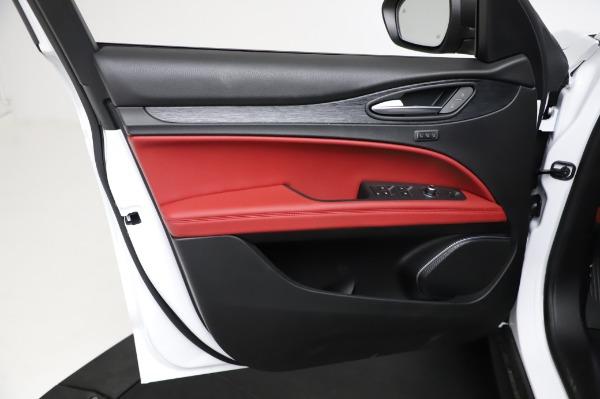 New 2021 Alfa Romeo Stelvio Q4 for sale Sold at Bugatti of Greenwich in Greenwich CT 06830 17