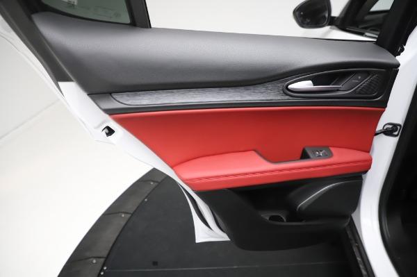 New 2021 Alfa Romeo Stelvio Q4 for sale Sold at Bugatti of Greenwich in Greenwich CT 06830 21