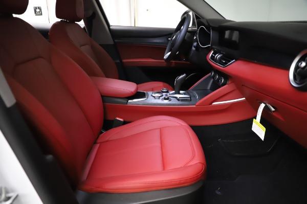 New 2021 Alfa Romeo Stelvio Q4 for sale Sold at Bugatti of Greenwich in Greenwich CT 06830 23