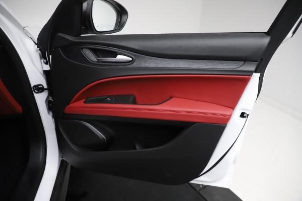 New 2021 Alfa Romeo Stelvio Q4 for sale Sold at Bugatti of Greenwich in Greenwich CT 06830 24