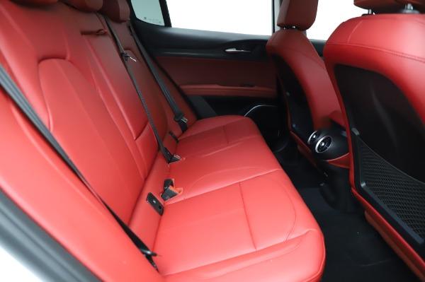 New 2021 Alfa Romeo Stelvio Q4 for sale Sold at Bugatti of Greenwich in Greenwich CT 06830 25