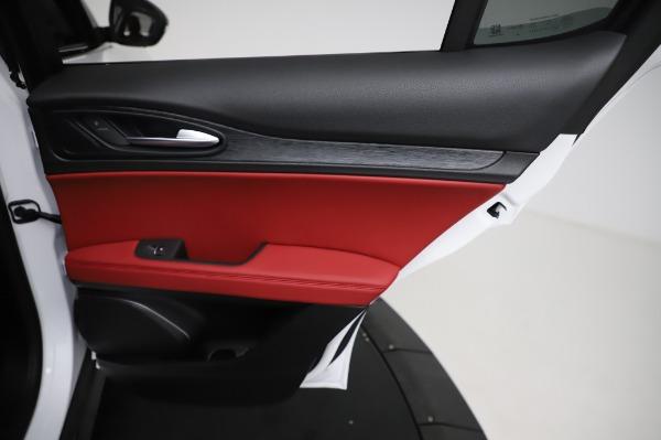 New 2021 Alfa Romeo Stelvio Q4 for sale Sold at Bugatti of Greenwich in Greenwich CT 06830 26