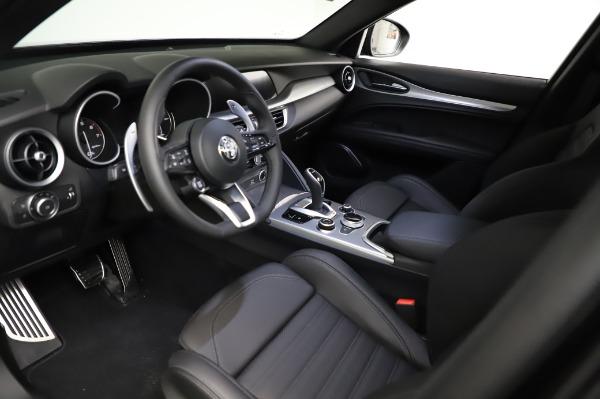 New 2021 Alfa Romeo Stelvio Ti Sport Q4 for sale $57,595 at Bugatti of Greenwich in Greenwich CT 06830 13
