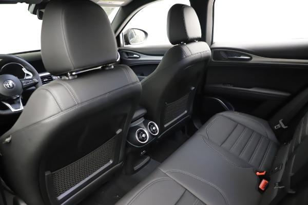 New 2021 Alfa Romeo Stelvio Ti Sport Q4 for sale $57,595 at Bugatti of Greenwich in Greenwich CT 06830 18