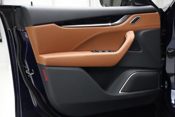 New 2021 Maserati Levante S Q4 for sale $98,925 at Bugatti of Greenwich in Greenwich CT 06830 11