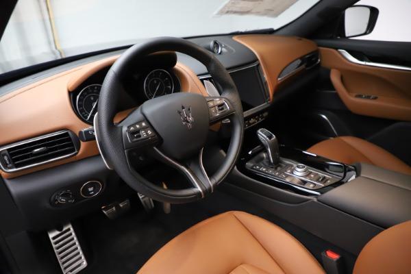 New 2021 Maserati Levante S Q4 for sale $98,925 at Bugatti of Greenwich in Greenwich CT 06830 13