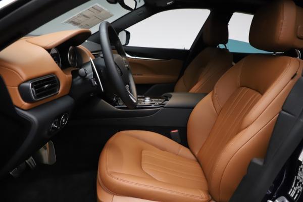 New 2021 Maserati Levante S Q4 for sale $98,925 at Bugatti of Greenwich in Greenwich CT 06830 14