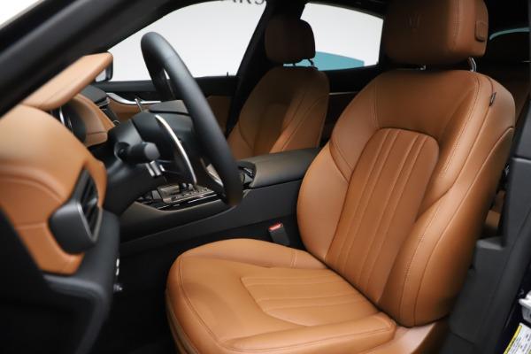 New 2021 Maserati Levante S Q4 for sale $98,925 at Bugatti of Greenwich in Greenwich CT 06830 15