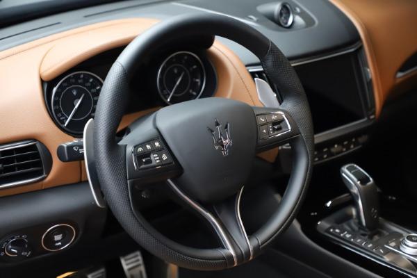 New 2021 Maserati Levante S Q4 for sale $98,925 at Bugatti of Greenwich in Greenwich CT 06830 17