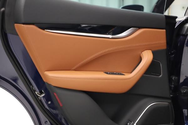 New 2021 Maserati Levante S Q4 for sale $98,925 at Bugatti of Greenwich in Greenwich CT 06830 20