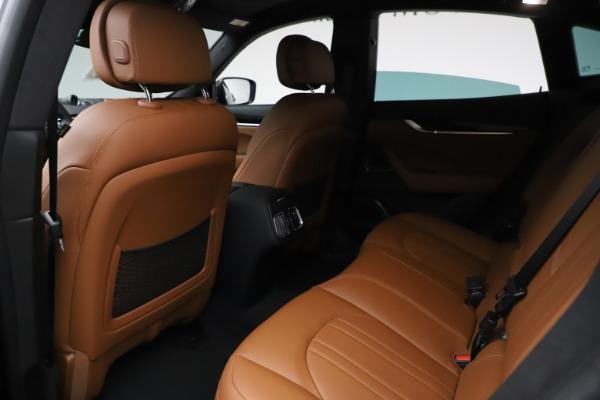 New 2021 Maserati Levante S Q4 for sale $98,925 at Bugatti of Greenwich in Greenwich CT 06830 21