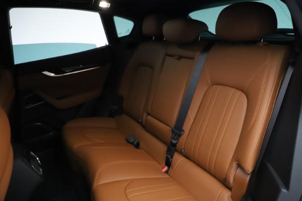 New 2021 Maserati Levante S Q4 for sale $98,925 at Bugatti of Greenwich in Greenwich CT 06830 23