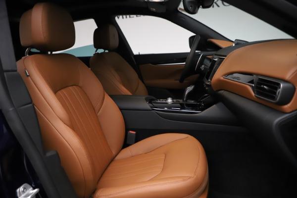 New 2021 Maserati Levante S Q4 for sale $98,925 at Bugatti of Greenwich in Greenwich CT 06830 25