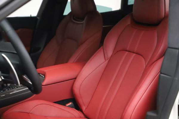 New 2021 Maserati Levante S Q4 GranSport for sale $105,835 at Bugatti of Greenwich in Greenwich CT 06830 16