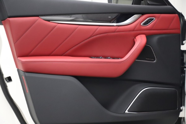New 2021 Maserati Levante S Q4 GranSport for sale $105,835 at Bugatti of Greenwich in Greenwich CT 06830 17