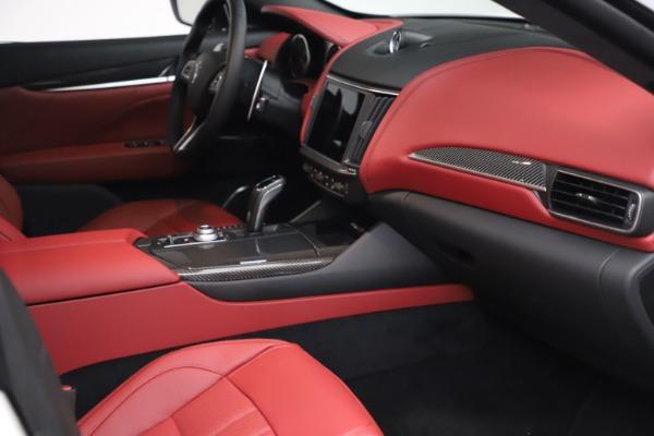 New 2021 Maserati Levante S Q4 GranSport for sale $105,835 at Bugatti of Greenwich in Greenwich CT 06830 18