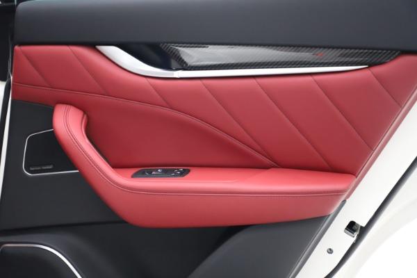New 2021 Maserati Levante S Q4 GranSport for sale $105,835 at Bugatti of Greenwich in Greenwich CT 06830 20