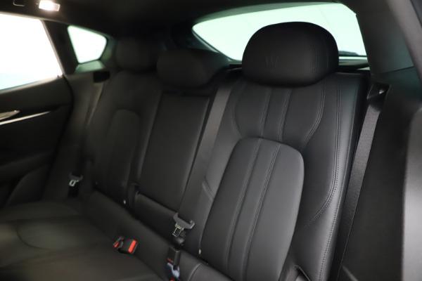 New 2020 Maserati Levante S Q4 GranSport for sale $102,949 at Bugatti of Greenwich in Greenwich CT 06830 18