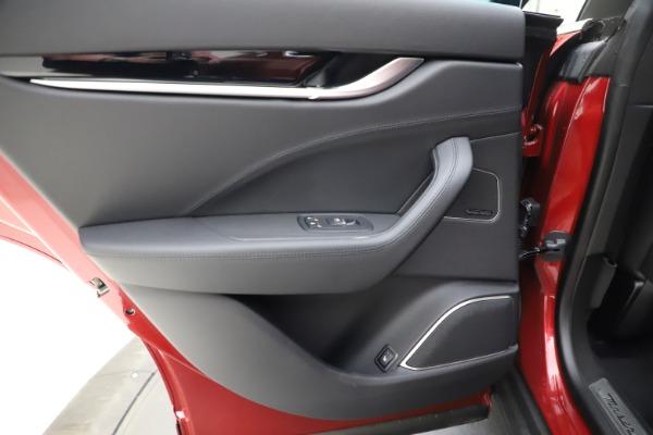 New 2020 Maserati Levante S Q4 GranSport for sale $102,949 at Bugatti of Greenwich in Greenwich CT 06830 21