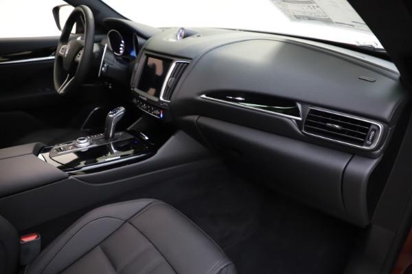 New 2020 Maserati Levante S Q4 GranSport for sale $102,949 at Bugatti of Greenwich in Greenwich CT 06830 22