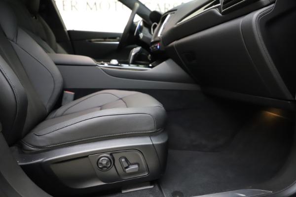 New 2020 Maserati Levante S Q4 GranSport for sale $102,949 at Bugatti of Greenwich in Greenwich CT 06830 23