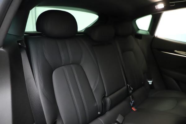 New 2020 Maserati Levante S Q4 GranSport for sale $102,949 at Bugatti of Greenwich in Greenwich CT 06830 26