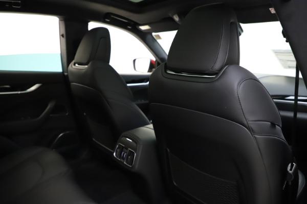 New 2020 Maserati Levante S Q4 GranSport for sale $102,949 at Bugatti of Greenwich in Greenwich CT 06830 28