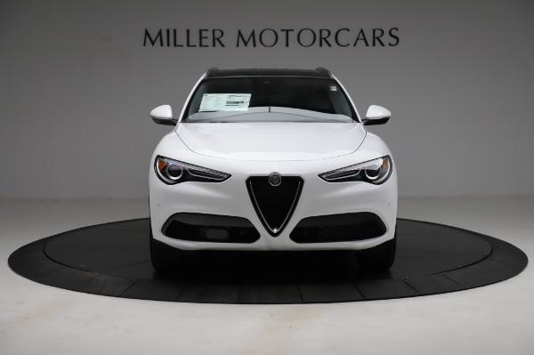 New 2021 Alfa Romeo Stelvio Q4 for sale $49,785 at Bugatti of Greenwich in Greenwich CT 06830 13