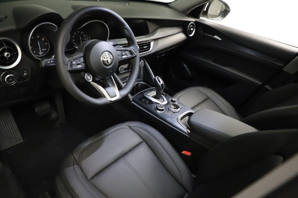 New 2021 Alfa Romeo Stelvio Q4 for sale $49,785 at Bugatti of Greenwich in Greenwich CT 06830 14