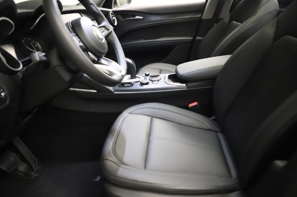 New 2021 Alfa Romeo Stelvio Q4 for sale $49,785 at Bugatti of Greenwich in Greenwich CT 06830 15