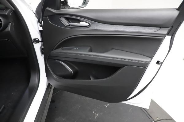 New 2021 Alfa Romeo Stelvio Q4 for sale $49,785 at Bugatti of Greenwich in Greenwich CT 06830 23