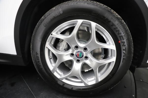New 2021 Alfa Romeo Stelvio Q4 for sale $49,785 at Bugatti of Greenwich in Greenwich CT 06830 27