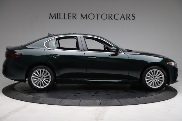 New 2021 Alfa Romeo Giulia Q4 for sale $46,895 at Bugatti of Greenwich in Greenwich CT 06830 9